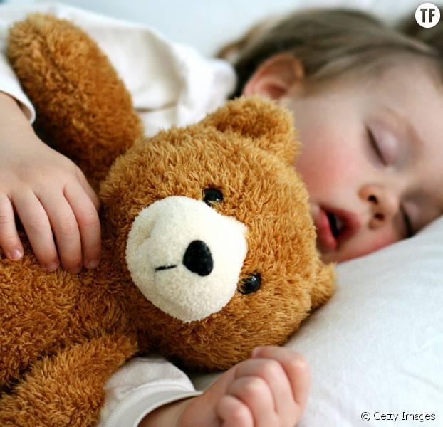 Unexercice de méditation pour aider les enfants à s'endormir