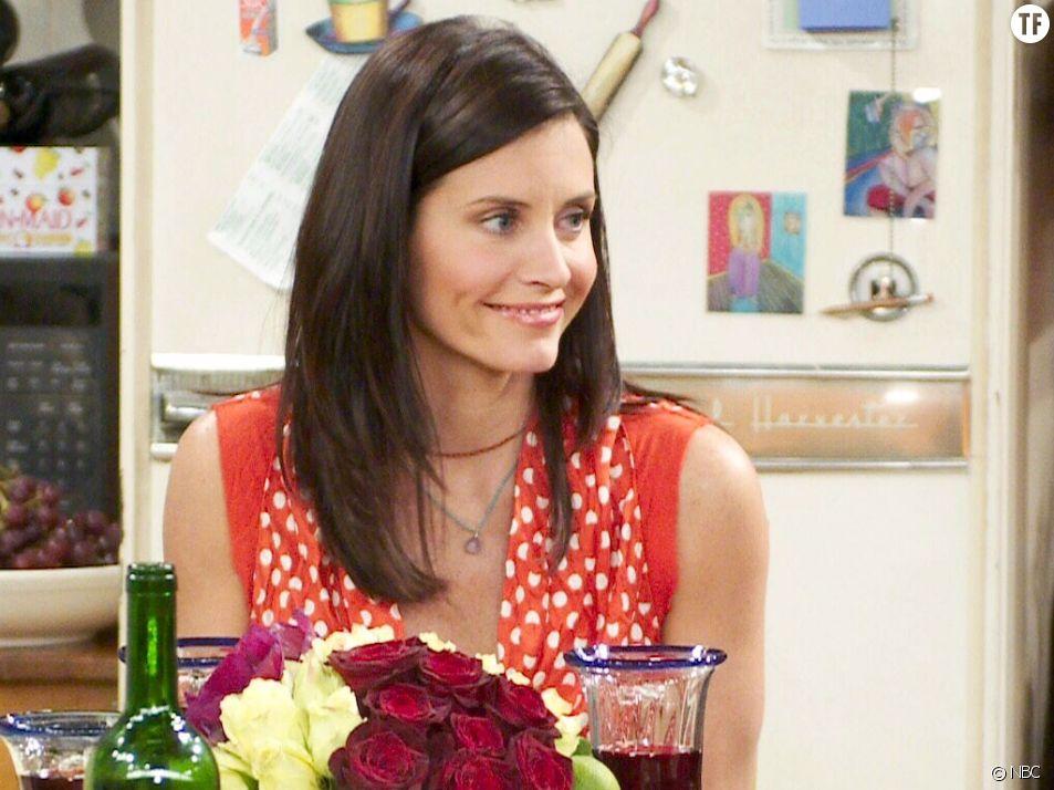 """Monica dans la série """"Friends"""", l'archétype du type A"""