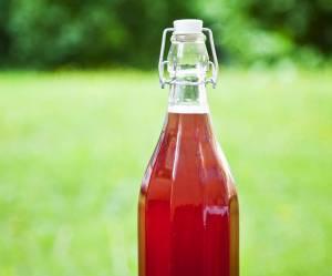 La délicieuse recette de la limonade à la framboise