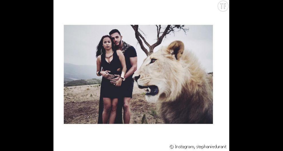 Stéphanie et Clément des Marseillais South Africa