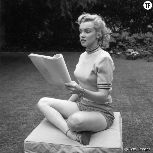 Marilyn Monroe en 1950