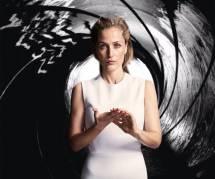 Gillian Anderson dans le rôle de James Bond ? Une bonne idée qui fait polémique