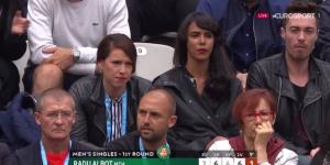 Benoît Paire : sa compagne Shy'm assiste à tous ses matchs (photos)