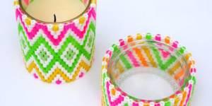 Perles à repasser Hama : 10 idées de créations originales repérées sur Pinterest