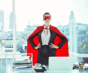 Comment la pose de Wonder Woman peut booster votre carrière