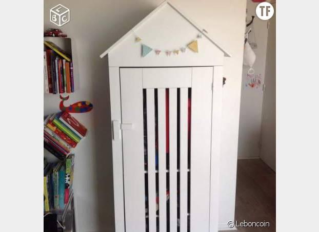 Le Bon Coin : 9 idées de rangement pour une chambre d\'enfants ...