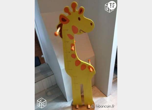 Porte-manteau giraffe