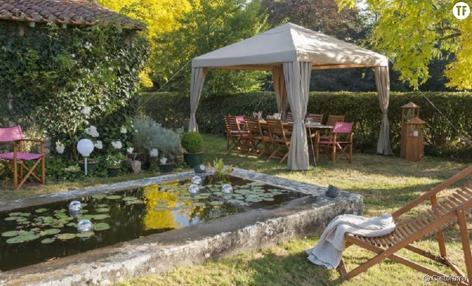 6 Jolies Idees Deco Pour Ombrager Mon Jardin Avec Une