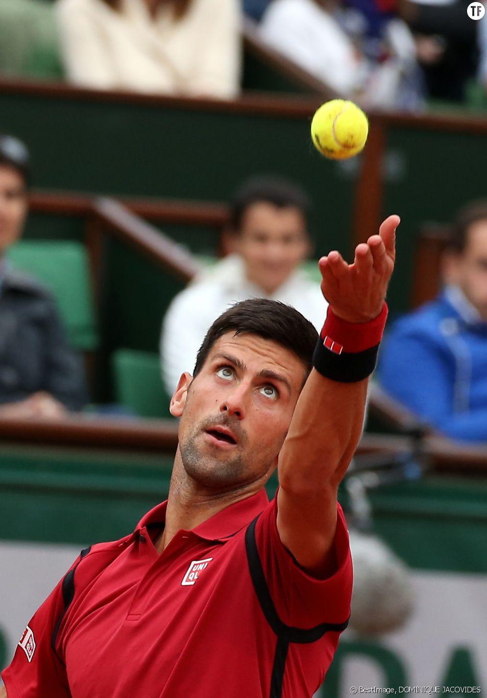 Novak Djokovic - Tournoi de Roland-Garros 2016