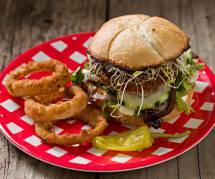 3 délicieuses recettes de burgers végétariens