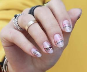 Le bracelet nail, la tendance vernis qui sent bon l'été