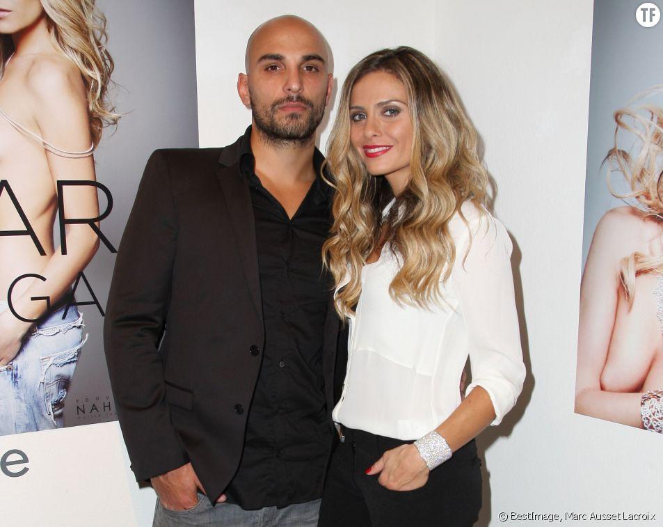 Clara Morgane et Jérémy Olivier