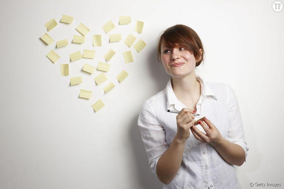 Comment se servir des post-it pour booster sa confiance en soi