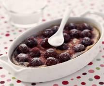 La recette rapide et facile du clafoutis aux cerises