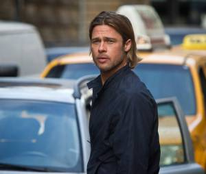 Brad Pitt dans le film World War Z