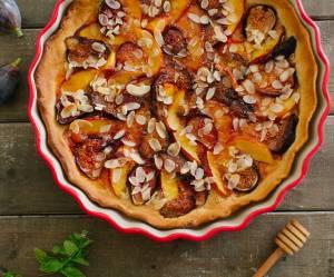 5 recettes de tartes sucrées sans cuisson