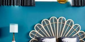 10 idées originales de tête de lit repérées sur Pinterest