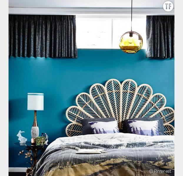10 jolies tête de lit à mettre dans sa chambre à coucher