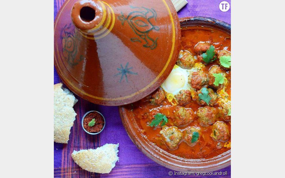 Tajine marocaine
