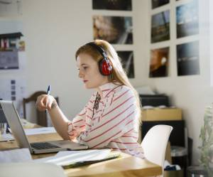 Travailler en musique rend plus productif et plus heureux