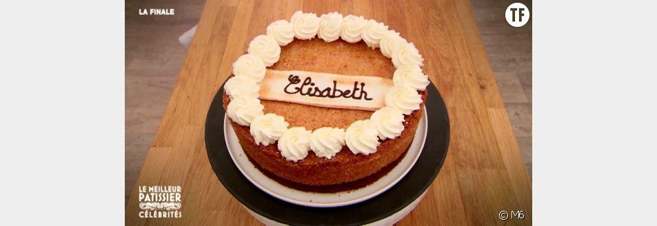 Meilleur pâtissier célébrités : recette du gâteau Reine Elisabeth de Mercotte