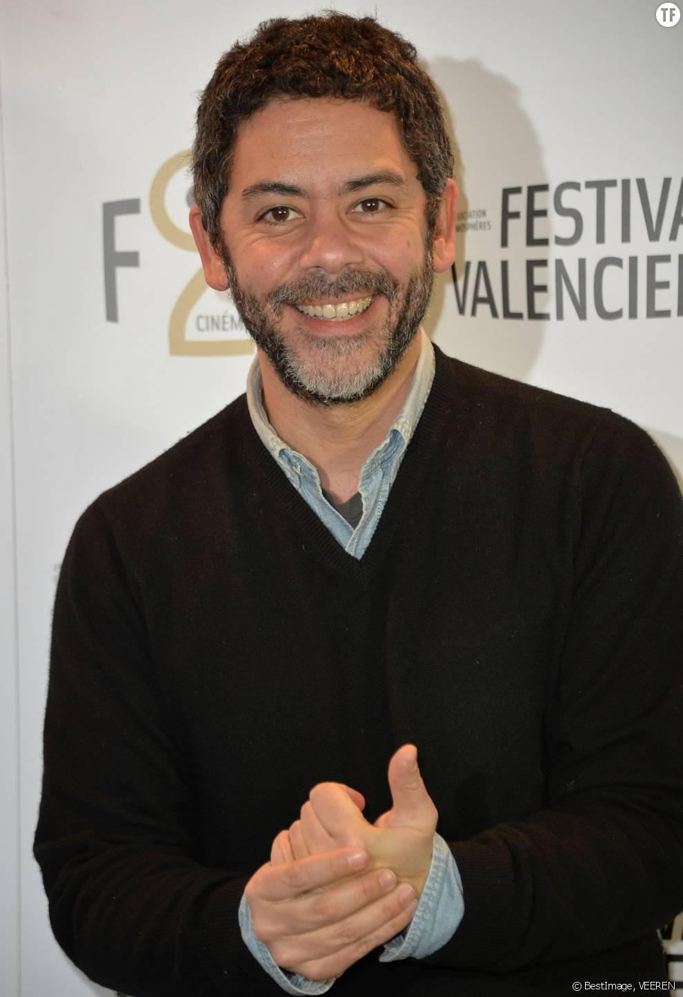 Le comédien Manu Payet