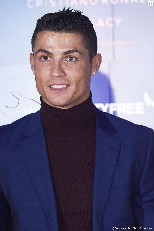Le footballeur portugais Cristiano Ronaldo