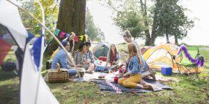 Les 5 bienfaits insoupçonnés du camping
