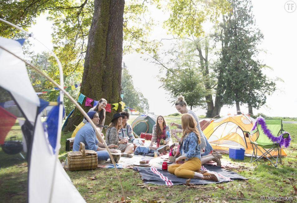 Le camping, résidence de vacances idéale ?