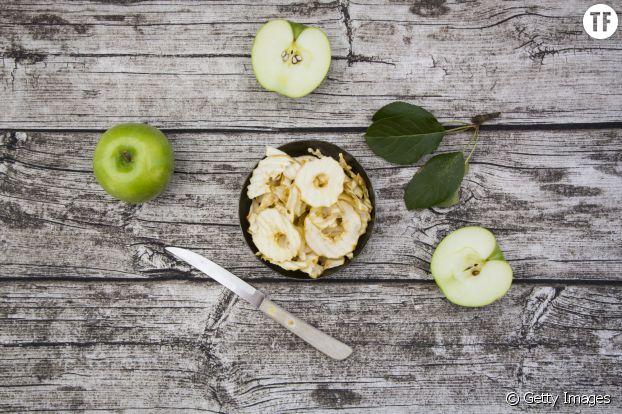 Recette des chips aux pommes