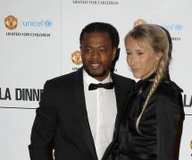 Patrice Evra : 20 ans d'amour avec sa femme Sandra (photos)