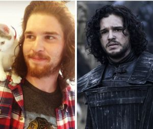 Le sosie de Jon Snow affole les fans de Game of Thrones