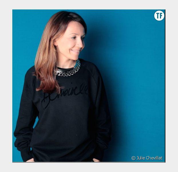 L'interview Mum @work de Julie Chevillat
