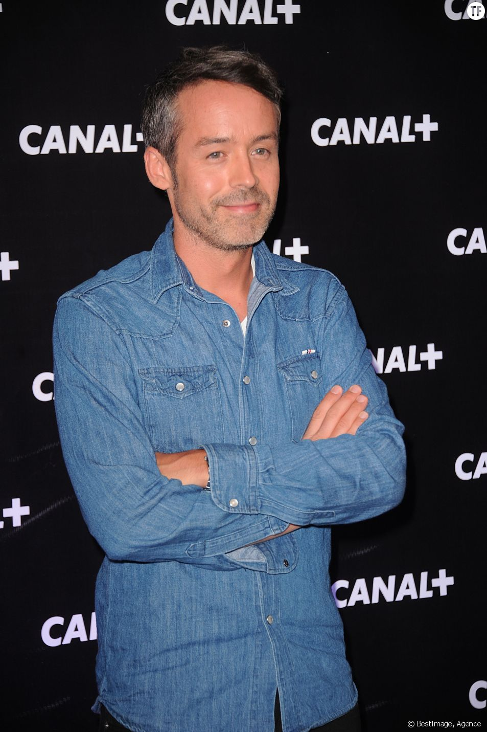 L'animateur Yann Barthès
