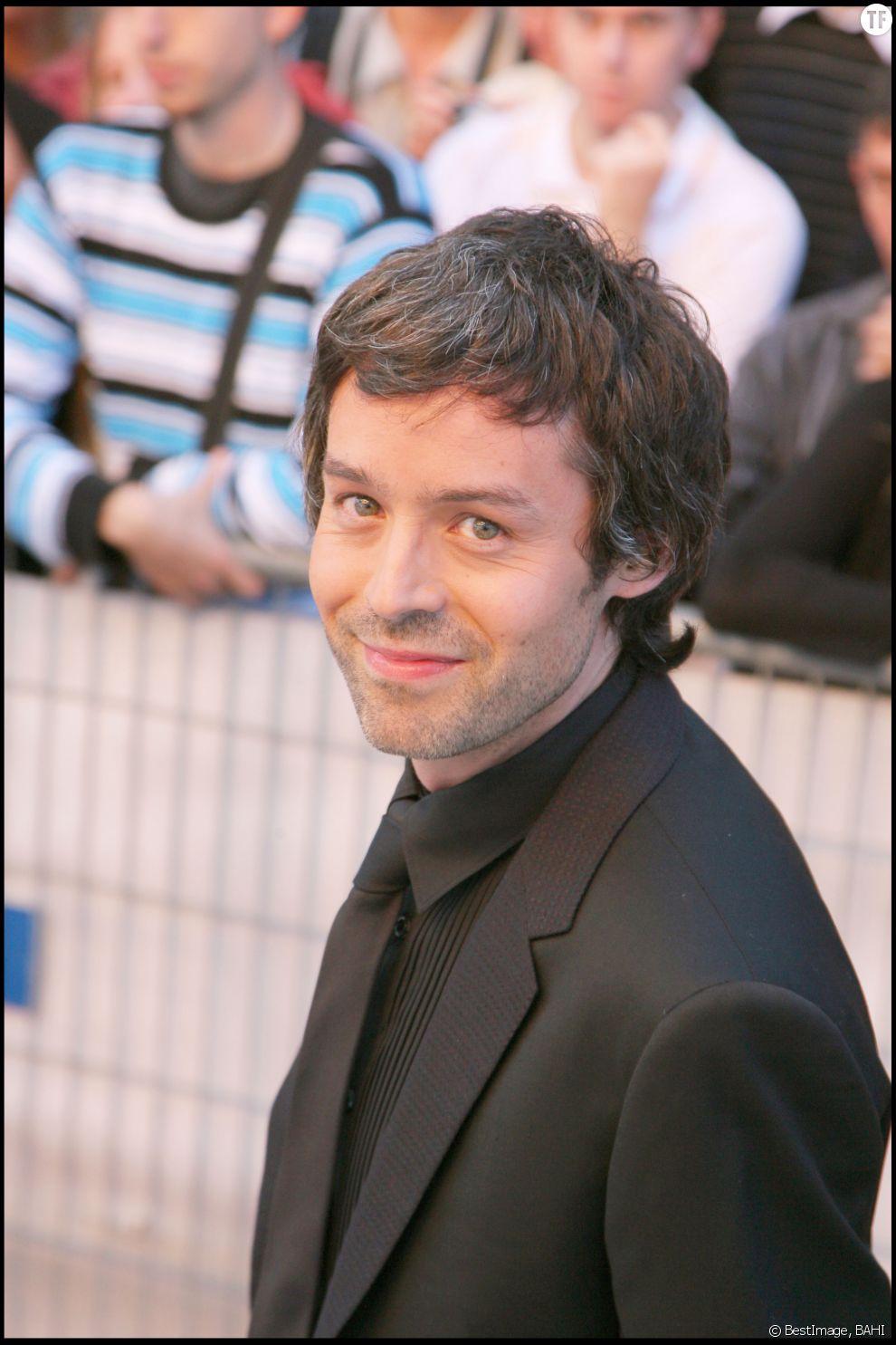 L'animateur Yann Barthès en 2008