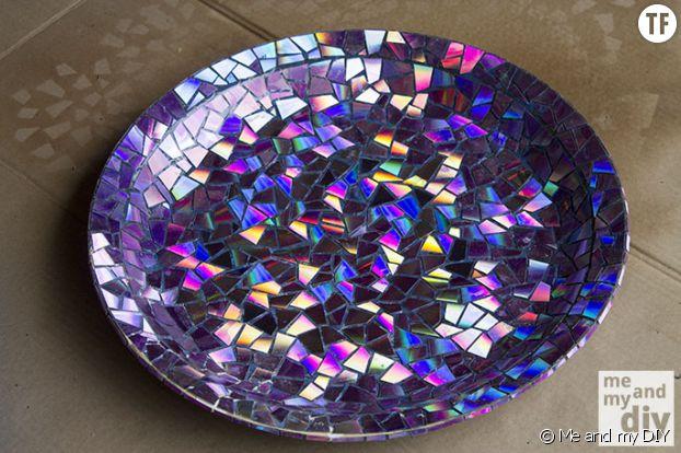 Nouveau 10 façons originales de recycler vos vieux CD - Terrafemina PW65