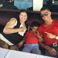 Cristiano Ronaldo et son fils de 6 ans Cristiano Junior