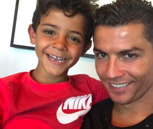 Cristiano Ronaldo : son fils Cristiano Junior, le seul amour de sa vie (photos)