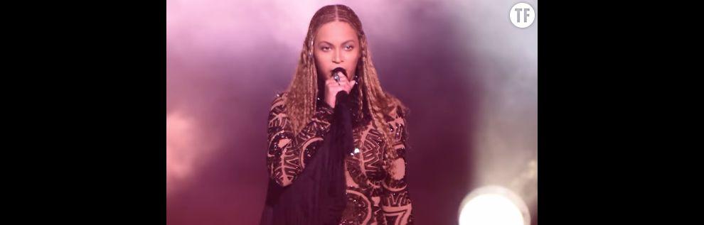 Beyoncé - cérémonie des BET Awards 2016