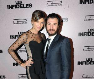 Michaël Youn et sa femme Isabelle Funaro