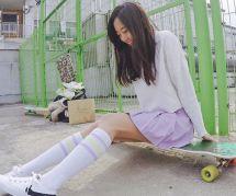 Ko Hyojoo : qui est cette Coréenne qui danse sur son skate ?