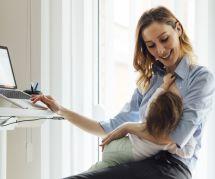 Comment continuer à allaiter à la reprise du travail ?