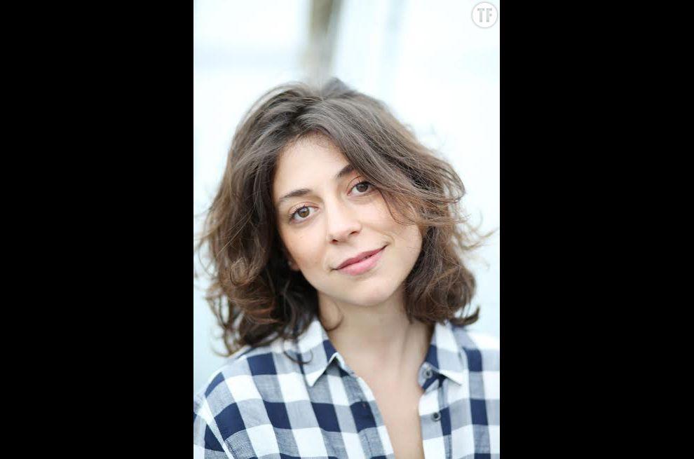 """Caroline Michel, auteur de """"89 mois"""""""