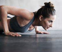 HIIT challenge : 7 minutes pour travailler tout son corps