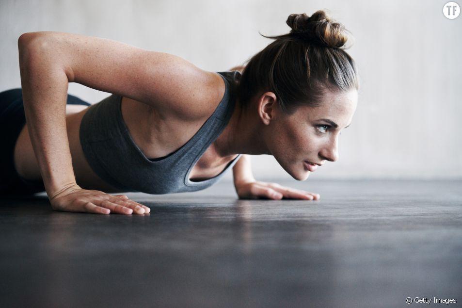 HIIT challenge : 7 minutes de gym pour muscler tout son corps