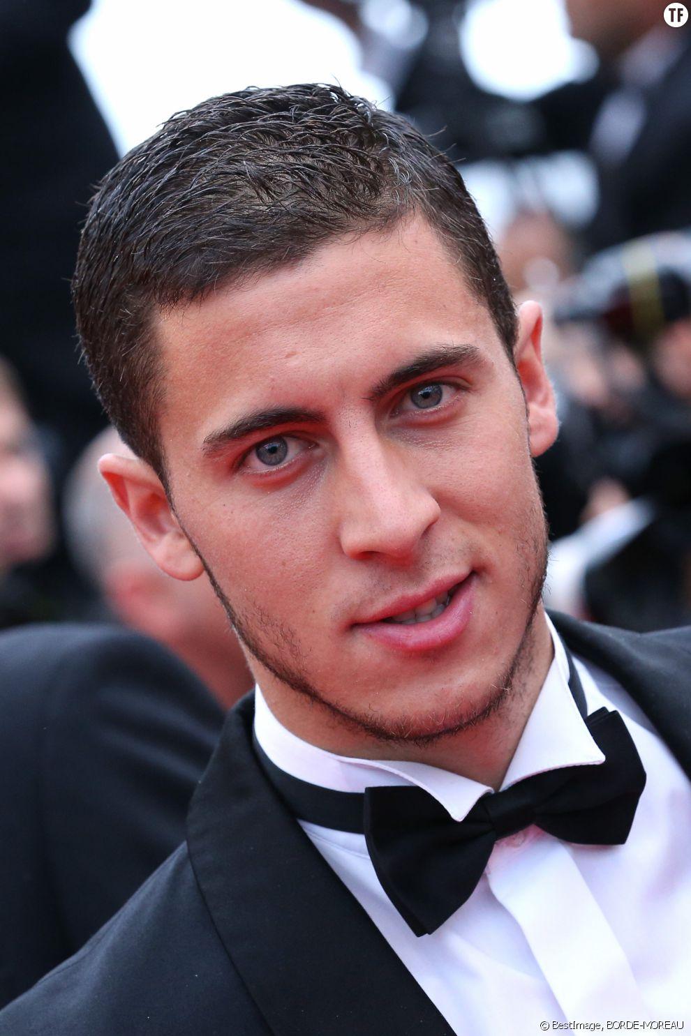 Le joueur belge Eden Hazard