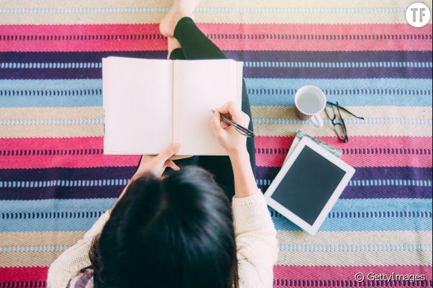 Tenir un journal intime