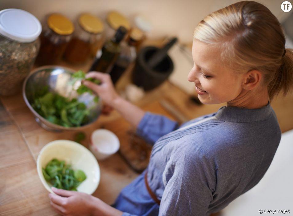 salades de perte de poids pinterest