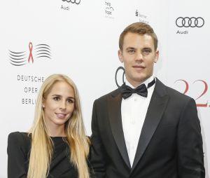 Manuel Neuer et sa petite-amie Nina Weiss