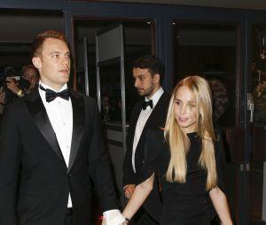 Manuel Neuer et sa compagne Nina Weiss